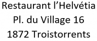 Restaurant l'Helvétia